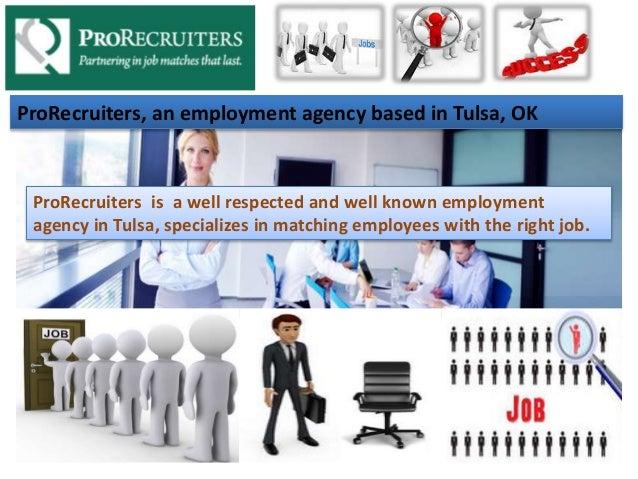Ok employment agency