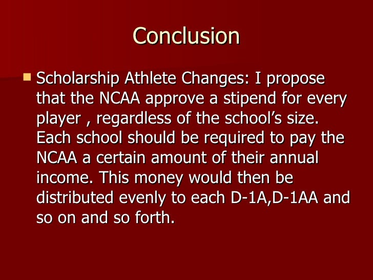15 Big Pros and Cons of Paying College Athletes