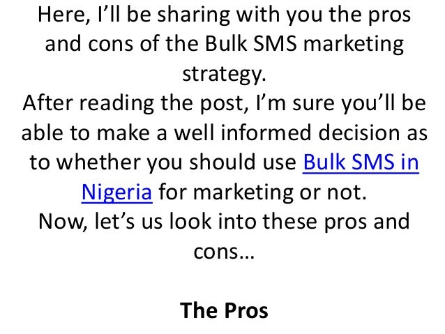Pros and Cons of the Marketing Cloud You Should Know