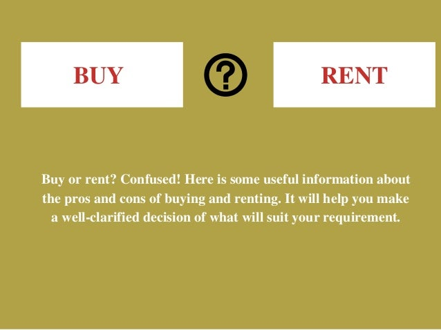 Pros And Cons Of Renting pros and cons of buying vs. renting apartments in thrissur