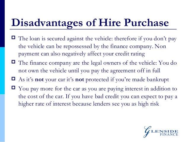 Hire Purchase Car Loan