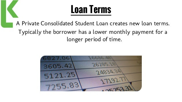 Pros And Cons Of Private Student Loan Consolidation