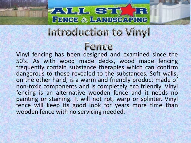 Pros And Cons Of Vinyl Fencing