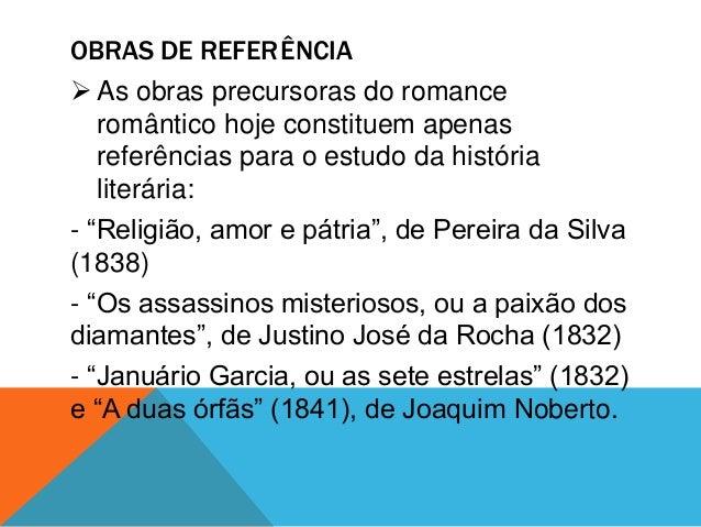 Prosa romântica brasileira Slide 3