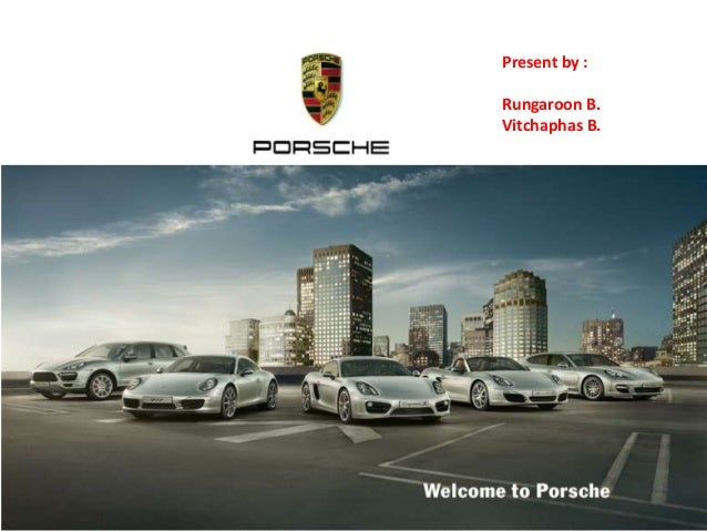 porsche case analysis Porsche the cayenne launch case study - free download as pdf file (pdf), text file (txt) or read online for free.