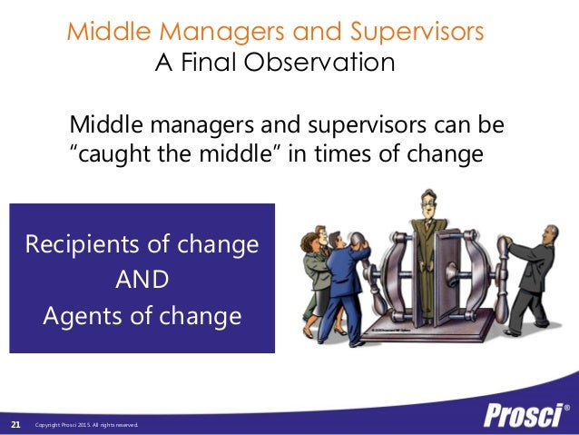 Why Middle Managers May Be the Most Important People in Your Company
