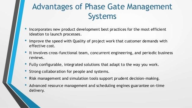 product development advantages and disadvantages