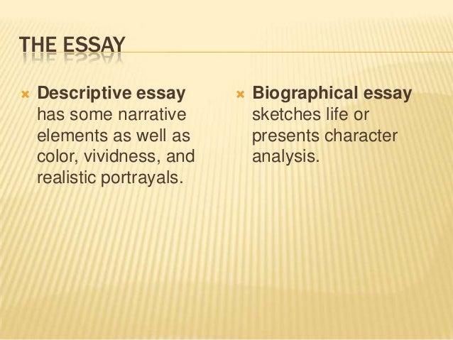 Periodical essays in english
