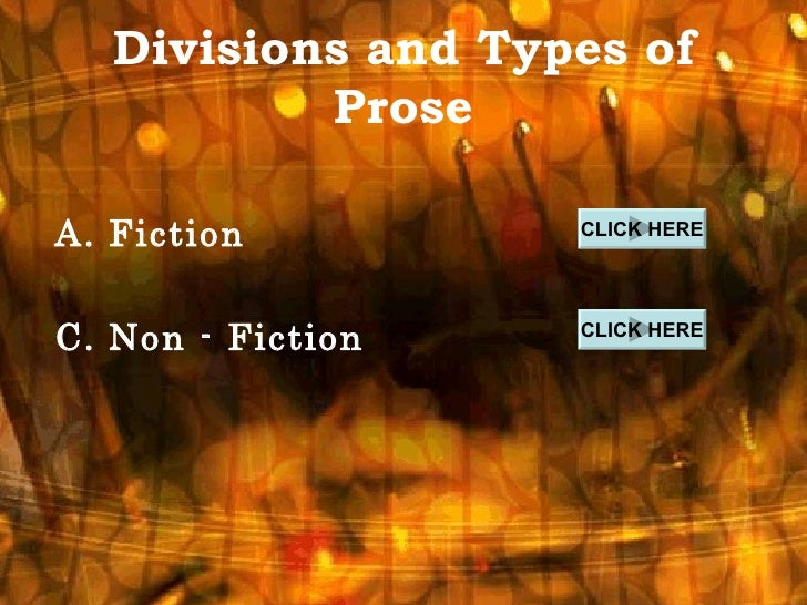 formal and informal refer to two types of biography essay fiction magazine Jump to section menu jump to content the university of kent the uk's  students will examine the formal  fiction, creative non-fiction and the essay.