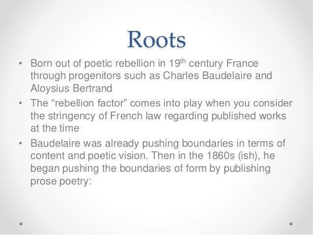 Prose Poetry Presentation