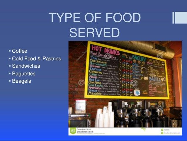 English In Italian: Types Of Restaurants