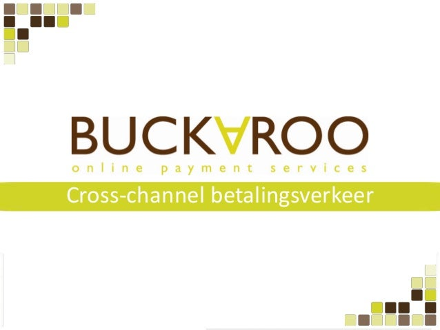 Cross-channel betalingsverkeer