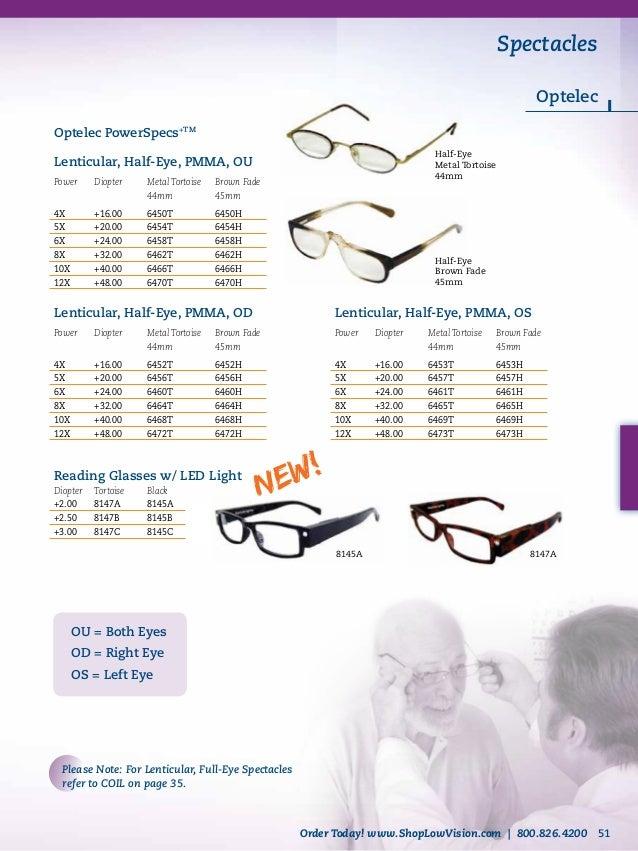 68708a9da98 SLV.com Products for Eye Care Professionals catalog