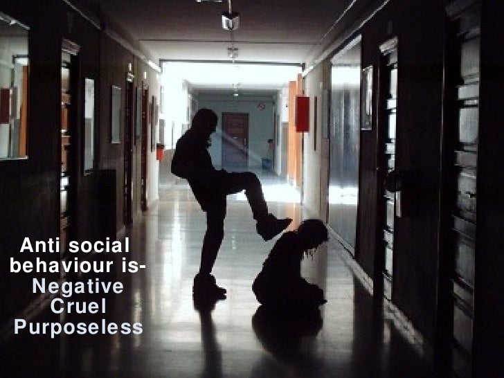 anti social behaviour The criminal justice act 2006 has provisions dealing with anti-social behaviour by adults these provisions allow gardaí to deal with anti-social behaviour through a civil process using.