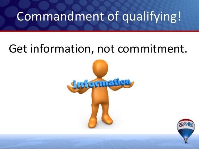 Prospect call qualifiying Slide 3