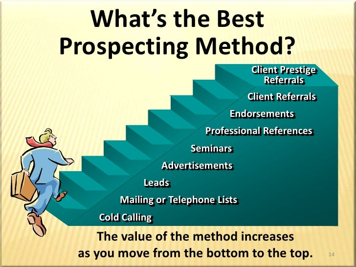 7 sales prospecting tips