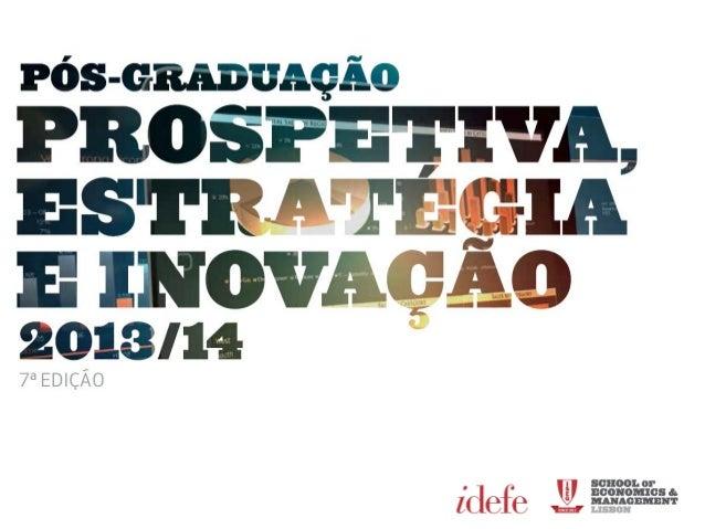 Download da Brochura em www.idefe.pt COORDENAÇÃO CIENTÍFICA: Doutor José Maria Brandão de Brito Doutor Paulo Soeiro de Car...