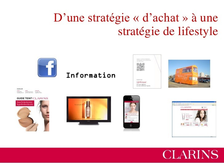 Conference Mediapost Publicité - Le Home Média au coeur des Stratégies du Luxe
