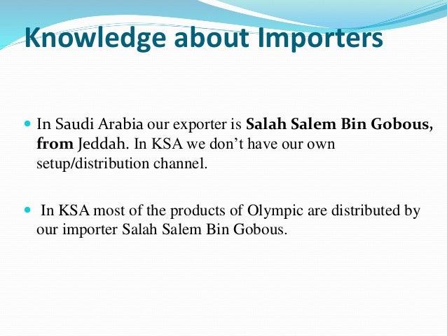 cb7246226f273 ... 30. Knowledge about Importers  In Saudi Arabia ...