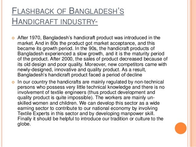 The Prospects And The Problems Of Bangladesh