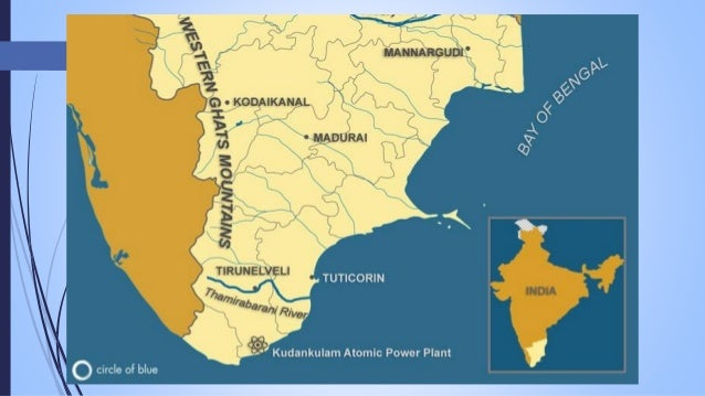 Prospects of river basin system of irrigation in tamilnadu main n