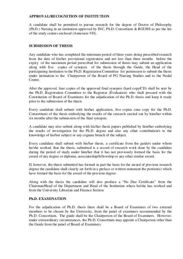 rguhs dissertation topics 2005