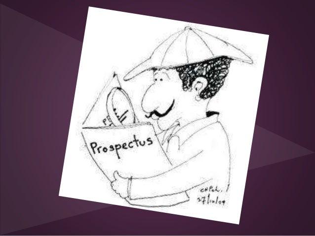 Presentation on Company Prospectus by Shwetang Panchal Slide 2