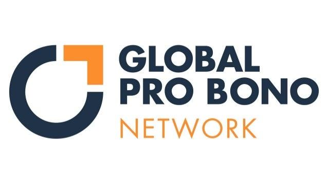 Prospera 2016. Pro bono for ideelle organisasjoner og sosial entreprenører
