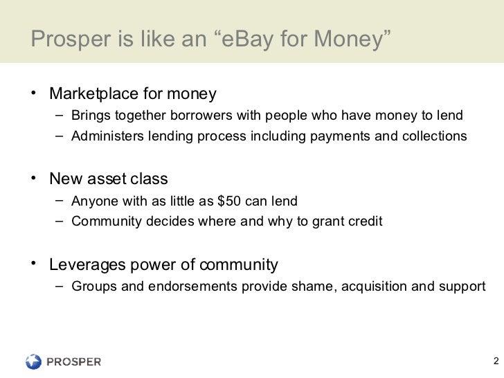 Prosper.com Microfinance - SVMN.net mtg 2007-09-10 Slide 2