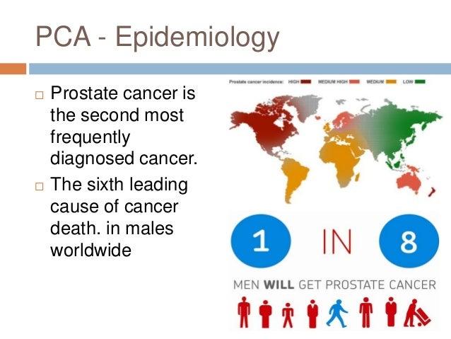 prostate cancer epidemiology