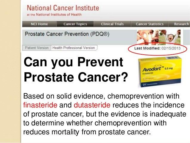 Prostate Cancer 2013