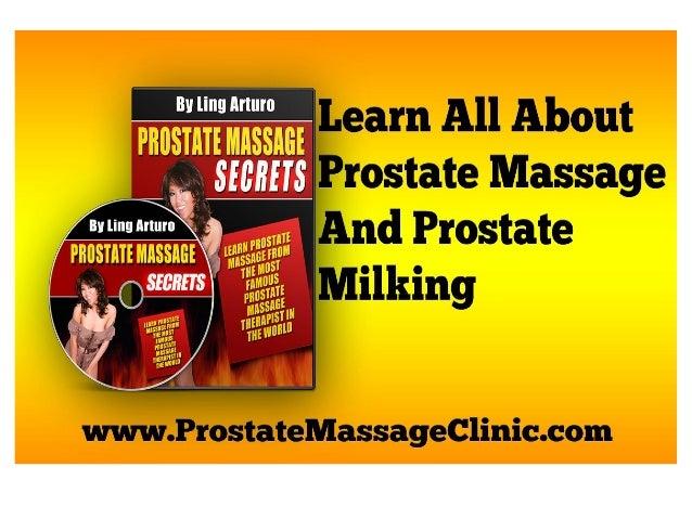 What Is Prostate Massage?       Prostate Massage Stimulates The Prostate Gland If The Prostate Gland Is Stimulated Corr...