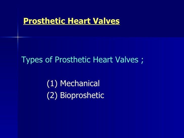 Are mechanical heart valves better than biological ones?