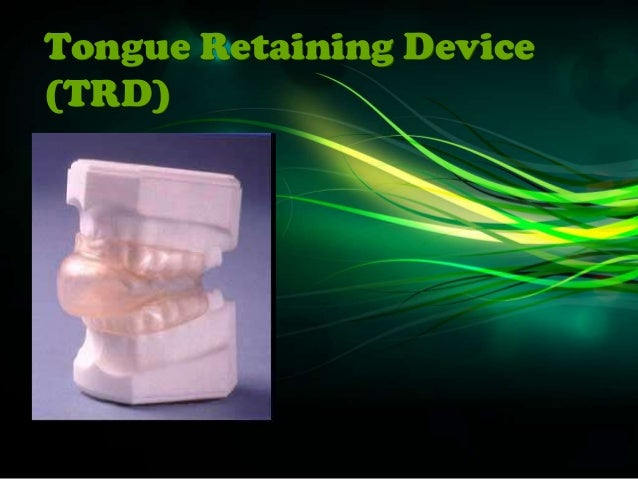 Anti Snoring Devices In Dentistry