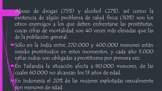 prostitutas de los prostitutas obligadas