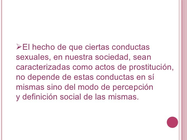 prostituta definicion agresion a prostitutas