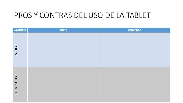 Pros y contras de la tablet - Microcemento pros y contras ...