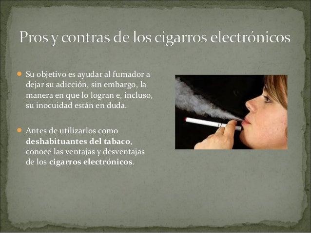 Pros y contras de los cigarros electr nicos - Microcemento pros y contras ...