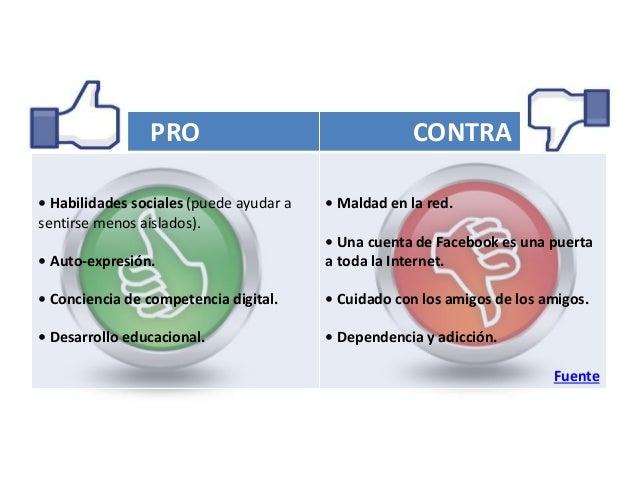 Pros y contras de ocho redes sociales - Microcemento pros y contras ...