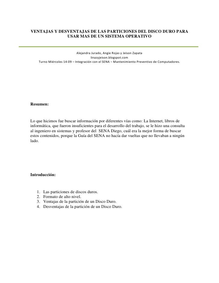 Pros y contras de la partici n del disco duro - Microcemento pros y contras ...