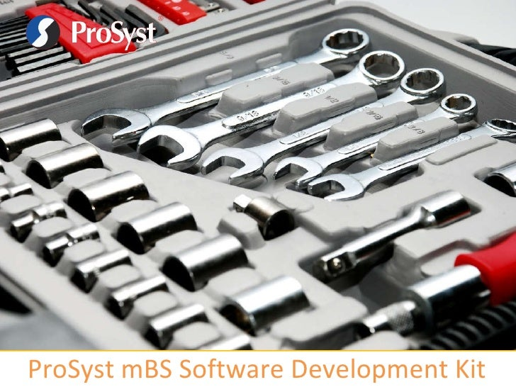 ProSyst mBS Software Development Kit