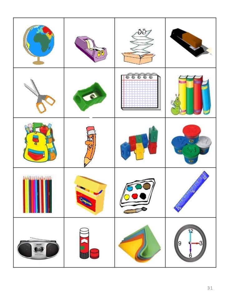 Protagonistas de la semana for 10 objetos en ingles del salon de clases