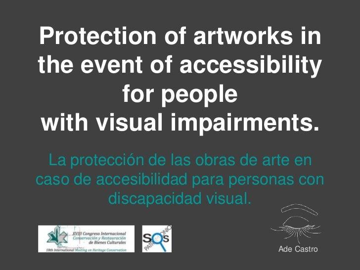 La Protecci N De Las Obras De Arte En Caso De