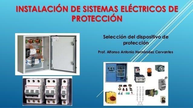 Sistemas Electricos De Proteccion