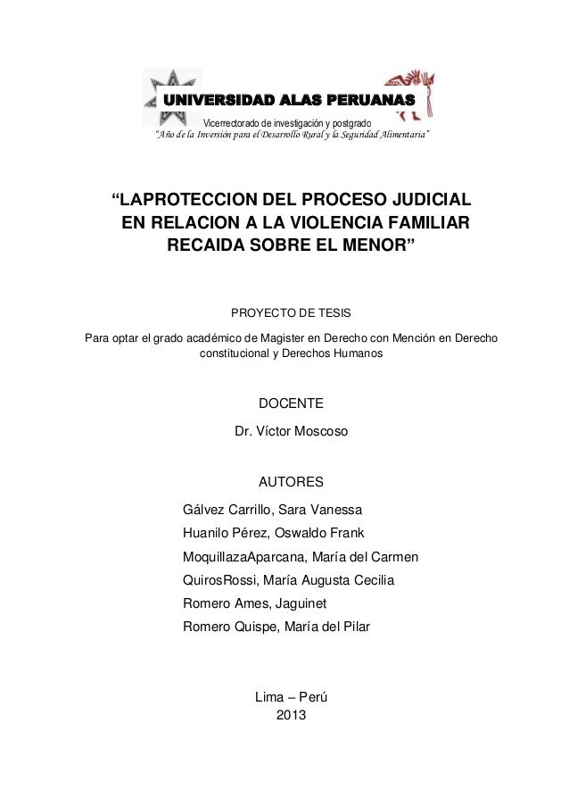 """Vicerrectorado de investigación y postgrado """"Año de la Inversión para el Desarrollo Rural y la Seguridad Alimentaria"""" """"LAP..."""