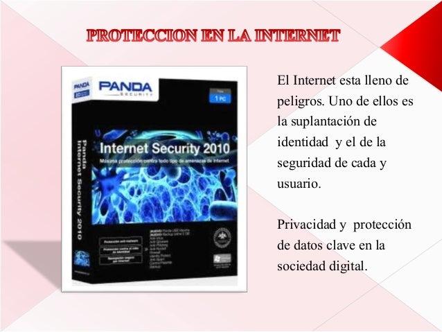 Proteccion de identidad Slide 3