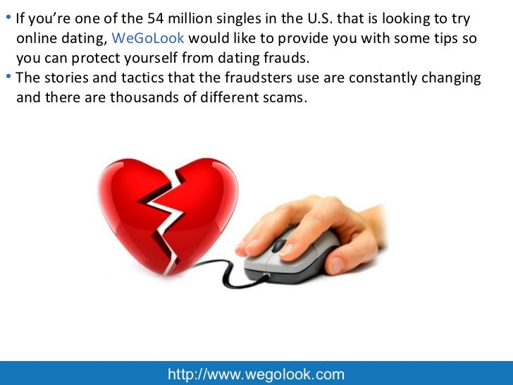 online dating scams articles Just in time for valentine's day, the fbi is warning of online dating scams the bureau received more than 15,000 reports linked to romance.