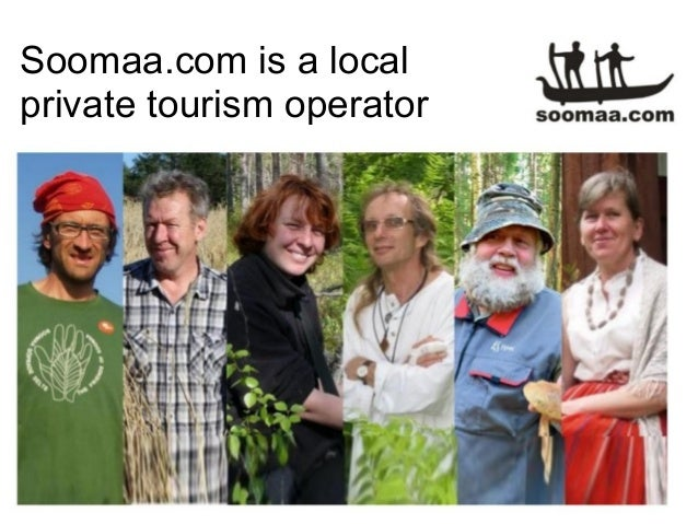 Protected areas tourism : Soomaa case