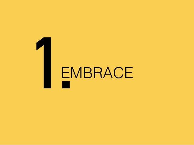 EMBRACE 1.