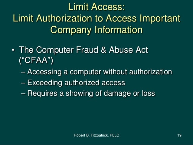 Image Result For A Computer Crime Generally Requires That